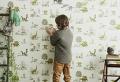 Le papier peint vintage en 42 idées magnifiques!