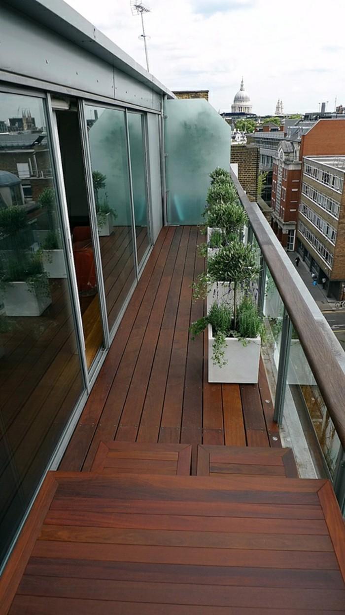 cool-ipee-terrasse-bois-ipe-ipe-bois-tarif-ipe-moderne-contemporaine-terrasse-à-Londre-toit