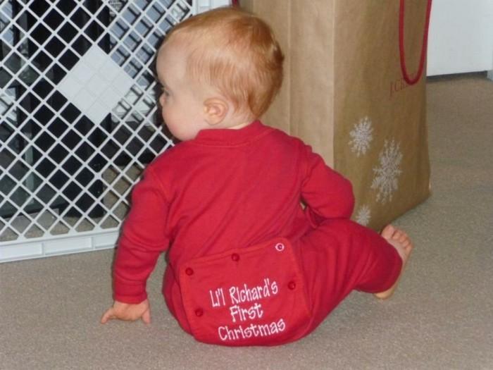 cool-pyjama-bébé-pas-cher-ensemble-bébé-fille-ou-garçon-personnalisé-pyjama-noel