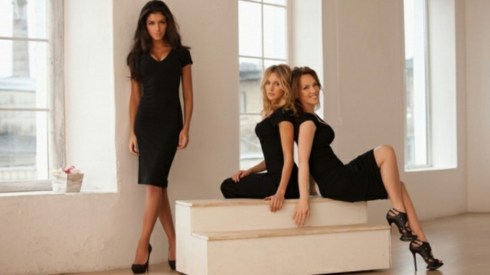 cool-talon-compensé-noir-haut-talon-escarpins-confortables-femmes-robe-noir