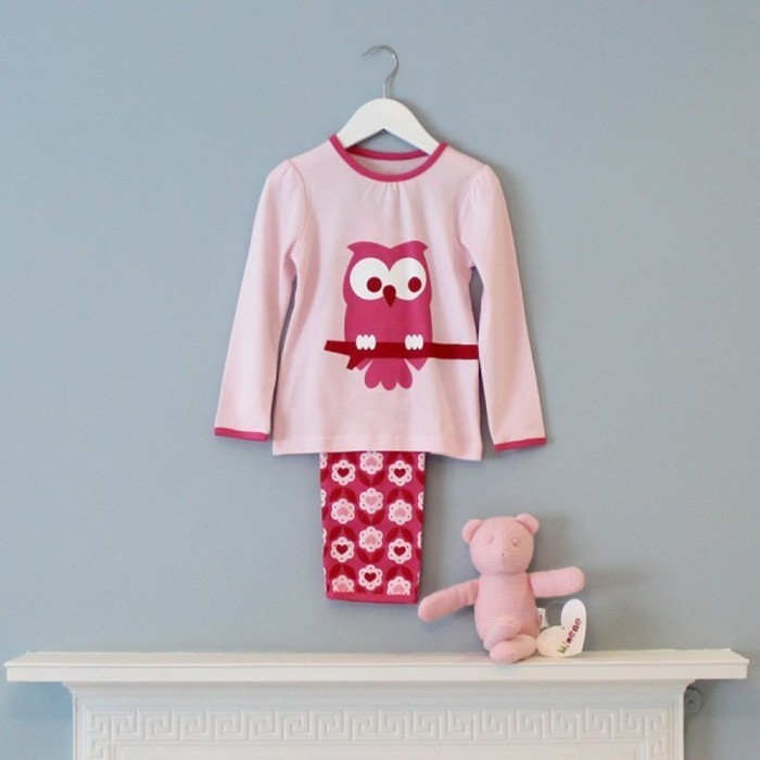 cosy-pyjama-naissance-pyjama-bébé-garçon-hibou