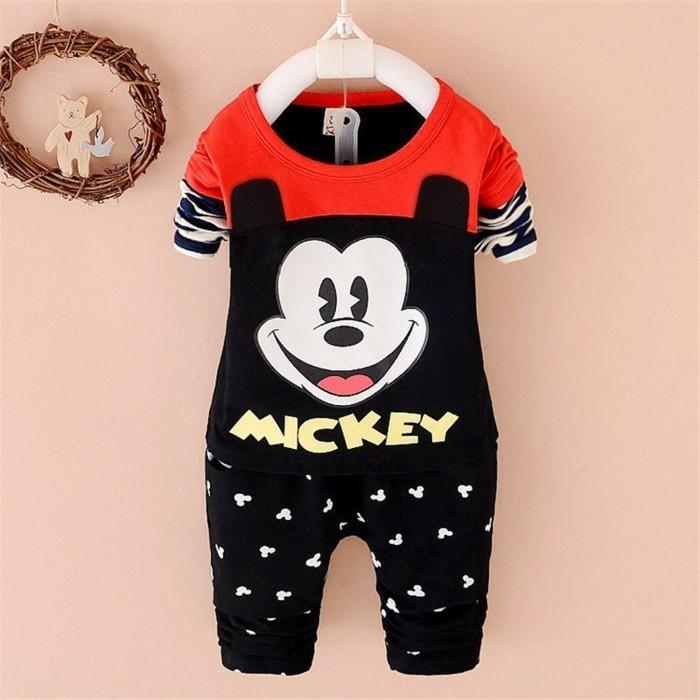 cosy-pyjama-naissance-pyjama-bébé-garçon-mickey