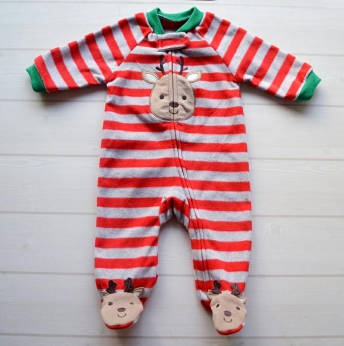 cosy-pyjama-naissance-pyjama-bébé-garçon-noel-pyjama-bebe
