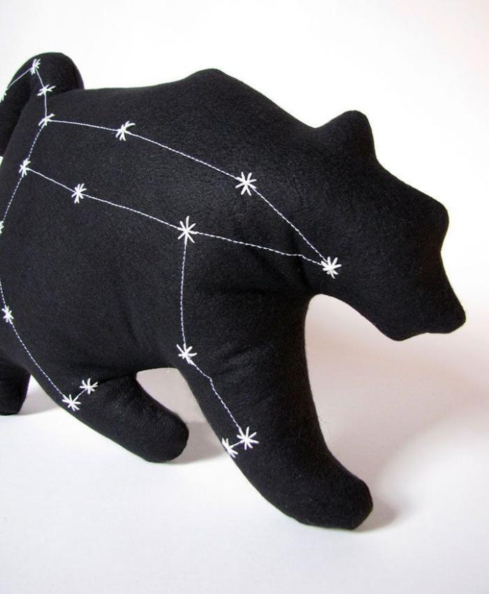 coussin-personnalisé-grand-ourson-noir