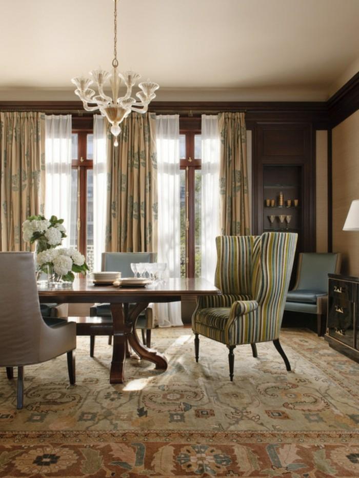 croque-double-rideau-dans-la-salle-de-séjour-cool-lustre-original