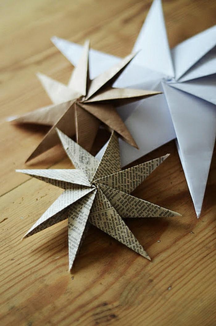 déco-etoiles-de-noel-décoration-de-noel-à-fabriquer-cool