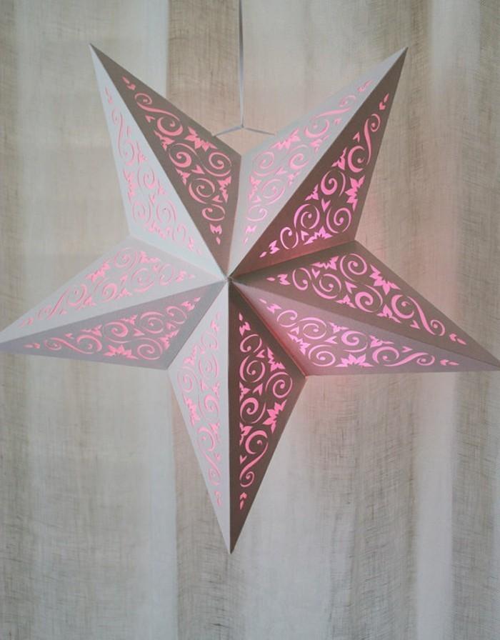 déco-etoiles-de-noel-décoration-de-noel-à-fabriquer-illuminé