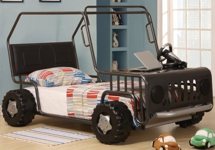 déco-lit-voiture-lit-enfant-voiture-lit-voiture-bleu-lit-voiture-enfant-belle-idee-truck-cool