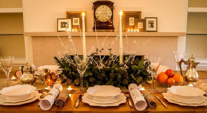 décoration-table-de-noel-table-de-noel-deco-table-de-noel-traditionnell