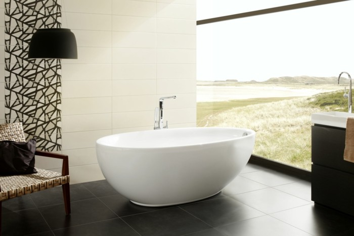 deco-salle-de-bains-design-originale-baignoire-ovale