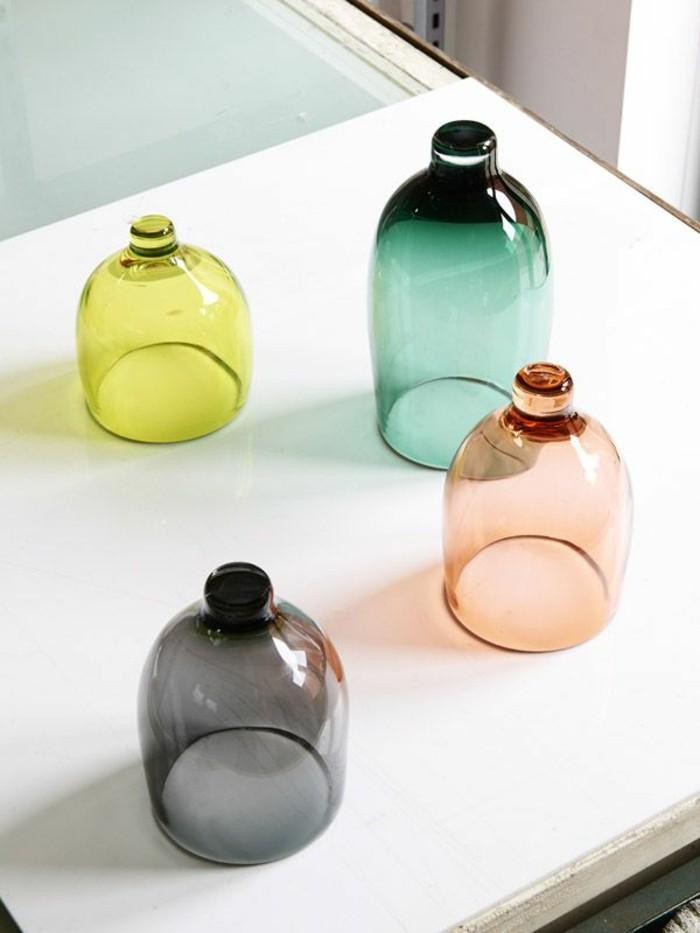 deco-vase-en-verre-colore-comment-decorer-avec-les-vases-vase-cylindrique-verre