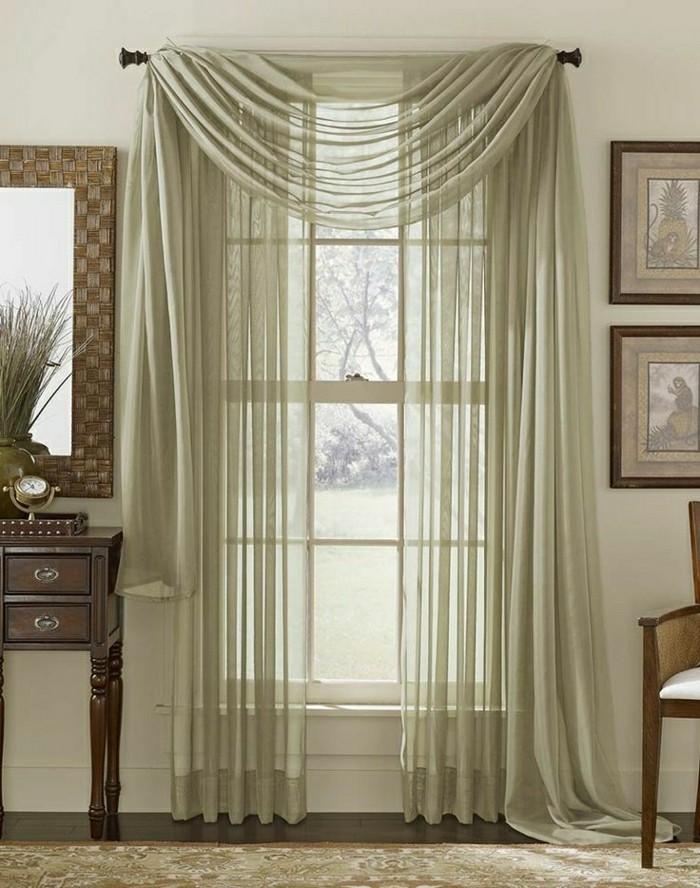 decouvrir-la-beauté-de-rideau-voilage-vert-pour-l-intérieur-de-la-maison-belle