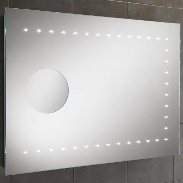 design-miroir-éclairant-salle-de-bain-miroir-leroy-merlin-mur-gris-avec-carrelage-gris