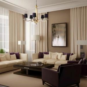 Les doubles rideaux - autant de belles idées!