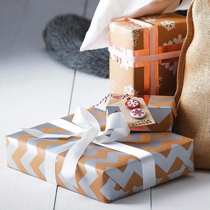 emballage-cadeau-original-belle-idée-diy-papier-à-déco-beau-paquet-cadeau