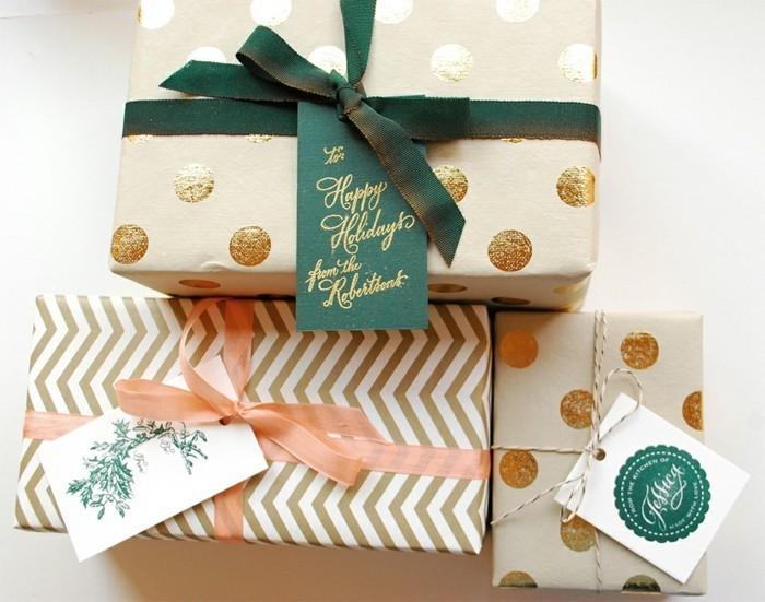 Le papier cadeau original pour offrir les plus beaux - Cadeau original pour noel ...