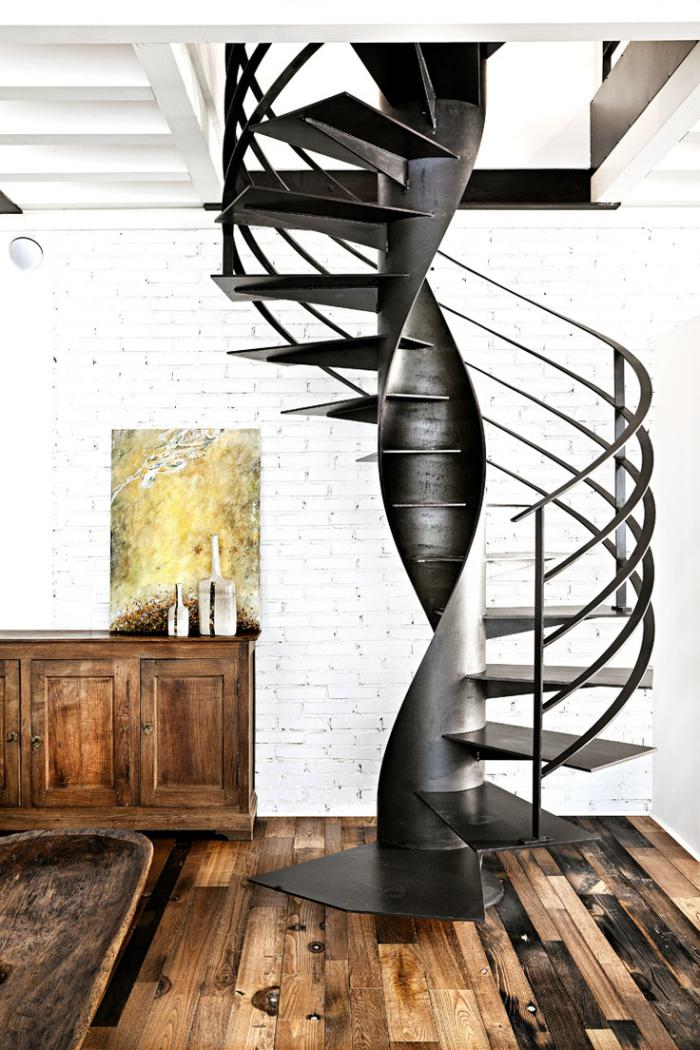 escalier-métallique-hélicoidal