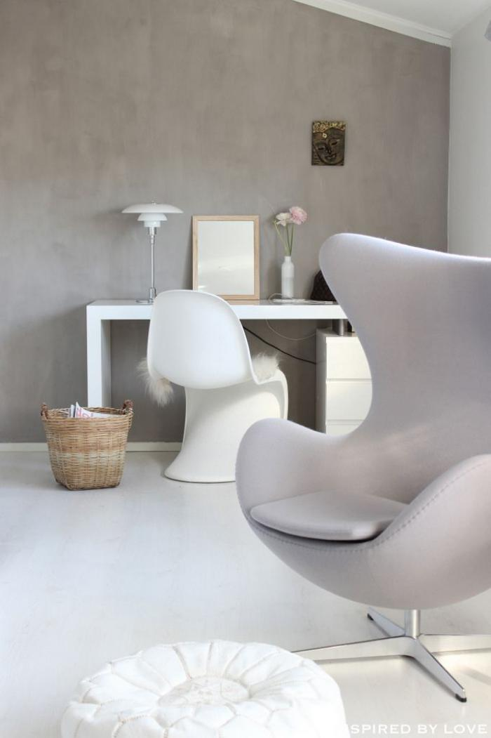 chaise panton blanc top excellent chaise inspiration verner pantone with chaise pantone with. Black Bedroom Furniture Sets. Home Design Ideas