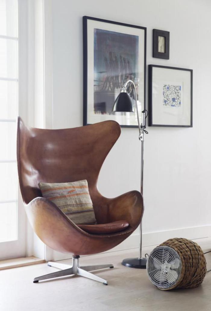 fauteuil-oeuf-arne-jacobsen-chaise-pivotante