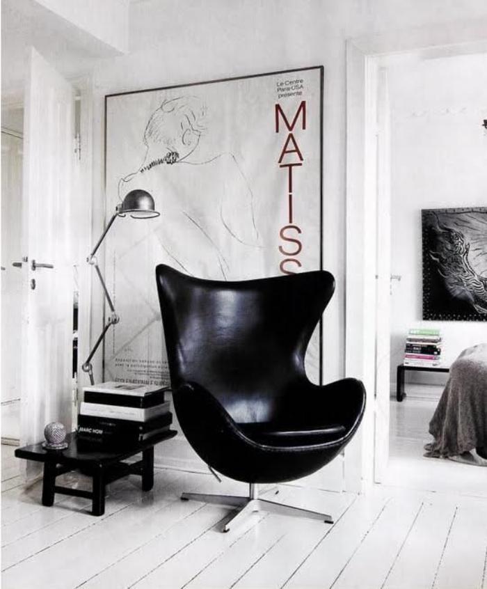fauteuil-oeuf-chaise-arne-jacobsen-couleur-noire