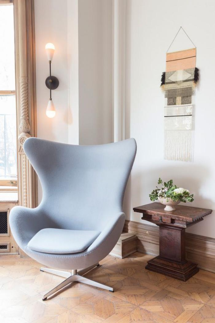 fauteuil-oeuf-chaise-oeuf-design-en-gris