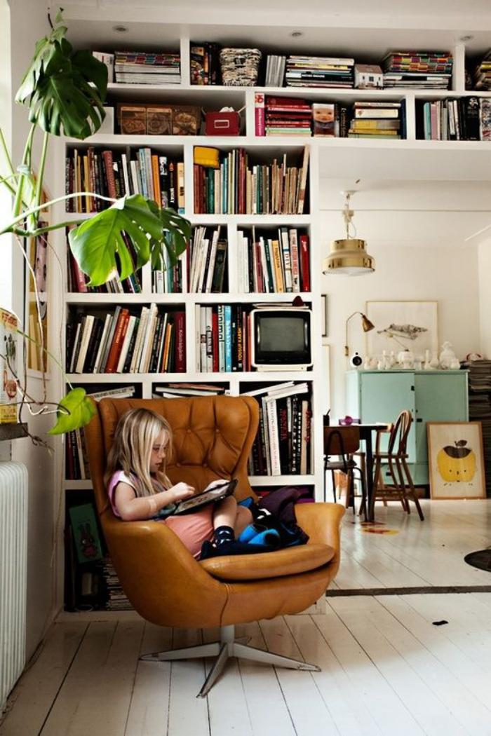 Le Fauteuil Oeuf Un Meuble Cocoon Indémodable Archzinefr - Fauteuil cuir marron design