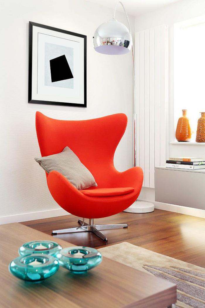fauteuil-oeuf-rouge-arne-jacobsen-chaise-design