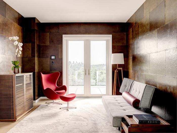 fauteuil-oeuf-rouge-designs-rétro-indémodables
