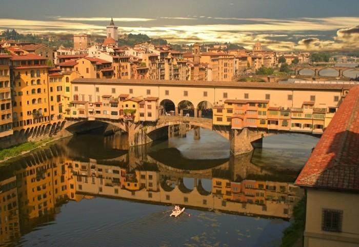 florence-les-ponts-la-rivière-romantique-resized