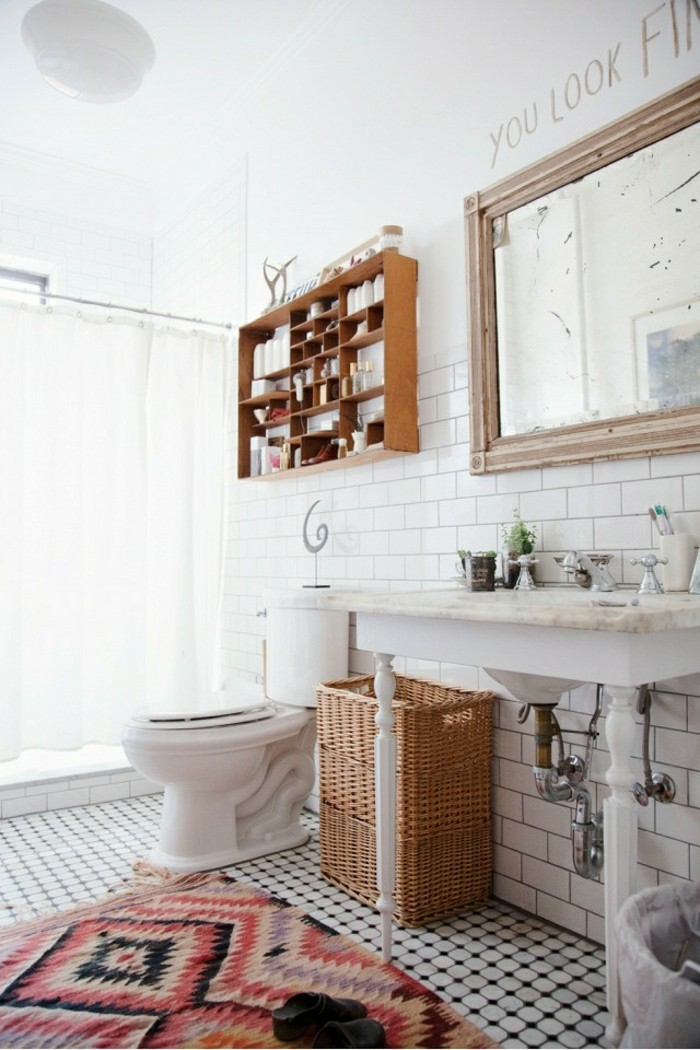 grand-tapis-salle-de-bain-tapis-ikea-belle-idée-paillasson-idée