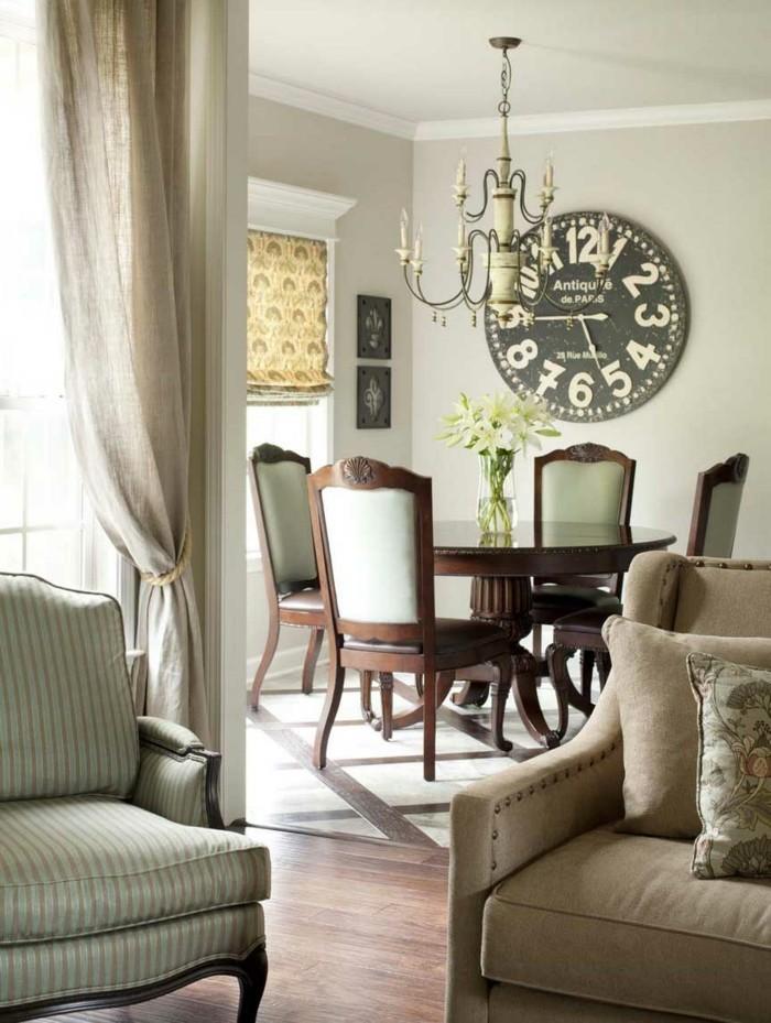 45 id es pour le plus cool horloge g ante murale. Black Bedroom Furniture Sets. Home Design Ideas