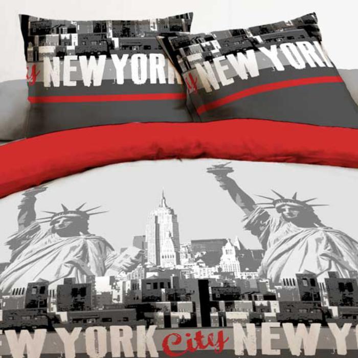Housse De Couette La Redoute New York Lamegisserie