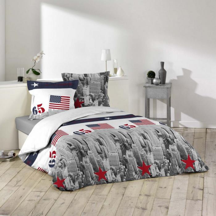 Cuisine Ikea Ringhult Creme :  new york  un beau style pour la chambre à coucher  Archzinefr