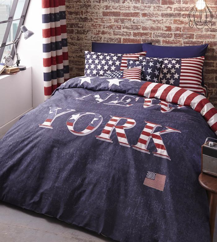 housse-de-couette-new-york-motif-drapeau-américain