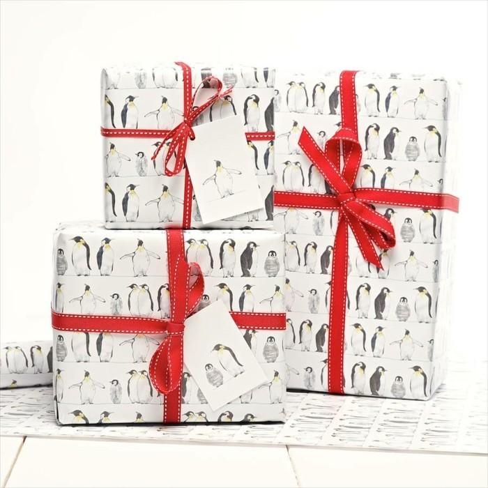 idée-papier-cadeaux-original-papiers-cadeaux-originaux-noeud-cadeau-rouge-ruban