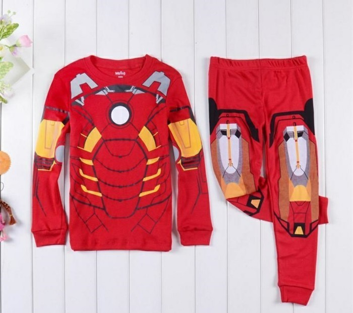 idée-quell-pyjama-garçon-choisir-pajama-les-pyjamas-iron-man