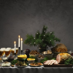 La décoration de table de Noël - 43 idées que vous allez aimer!