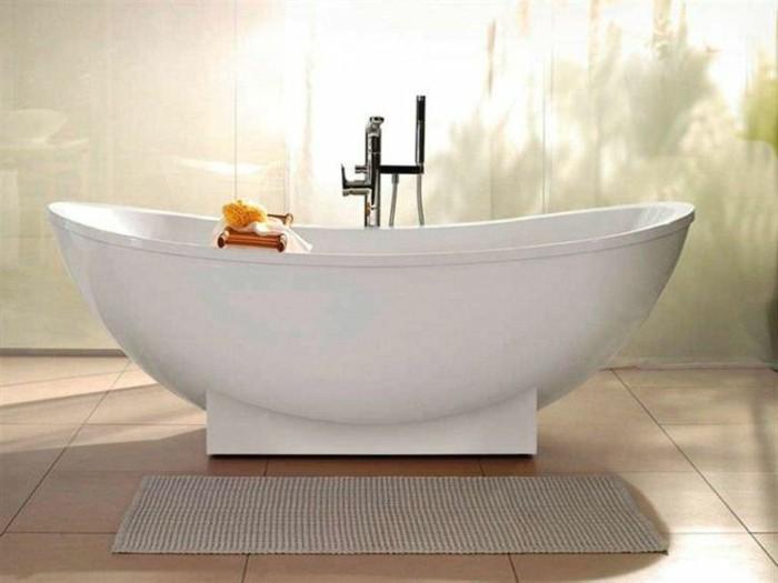 intérieur-de-lux-baignoire-design-baignoire-retro-la-baignoire-sur-pied