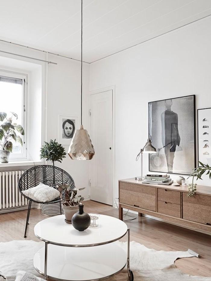 intérieur-design-la-lampe-de-bureau-design-salle-de-séjour