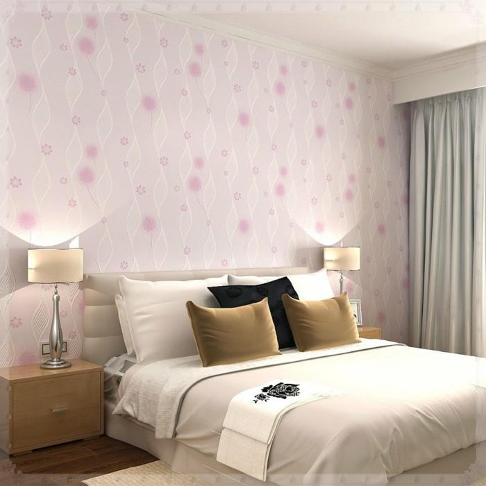 interieur-papier-peint-intissé-papier-peint-chambre-a-coucher