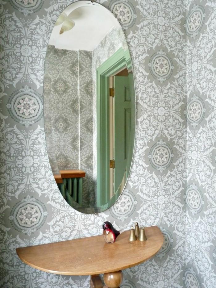 interieur-papier-peint-intissé-papier-peint-chambre-miroir