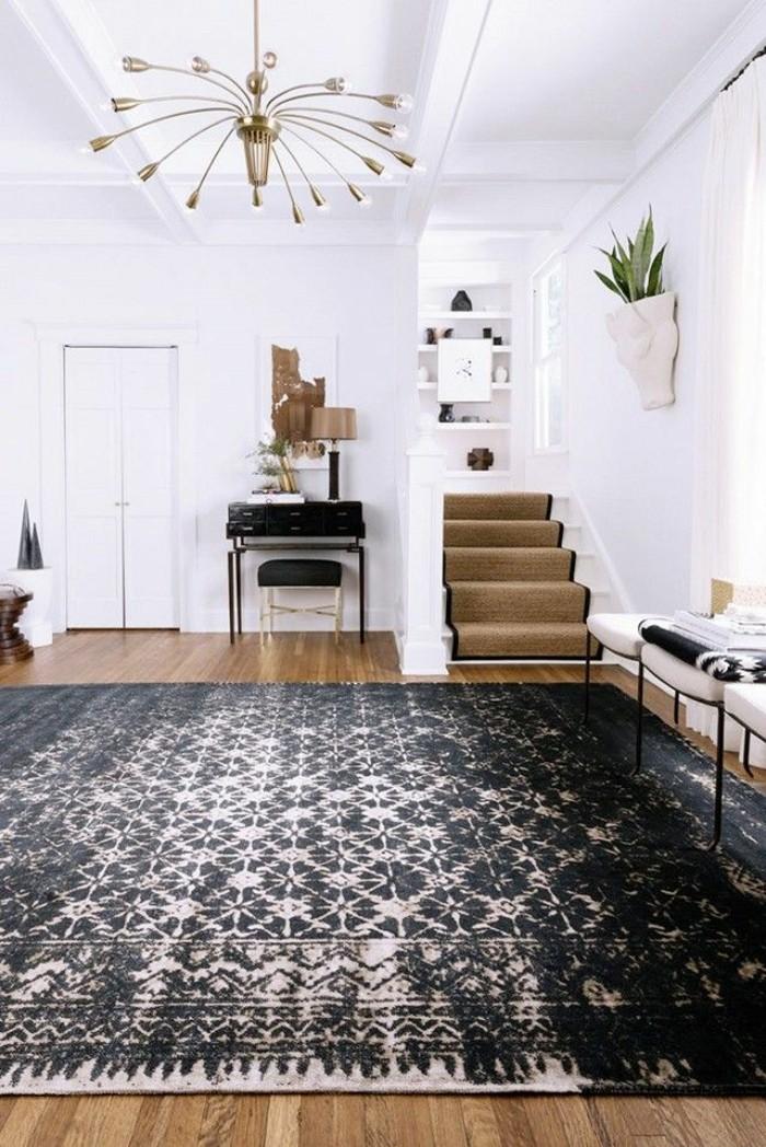 Le tapis design la meilleure option pour votre chambre design - Saint maclou tapis de couloir ...
