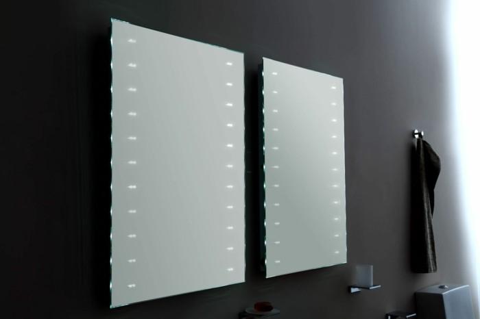 joli-miroir-éclairant-salle-de-bain-miroir-leroy-merlin-murs-gris-dans-la-salle-de-bain