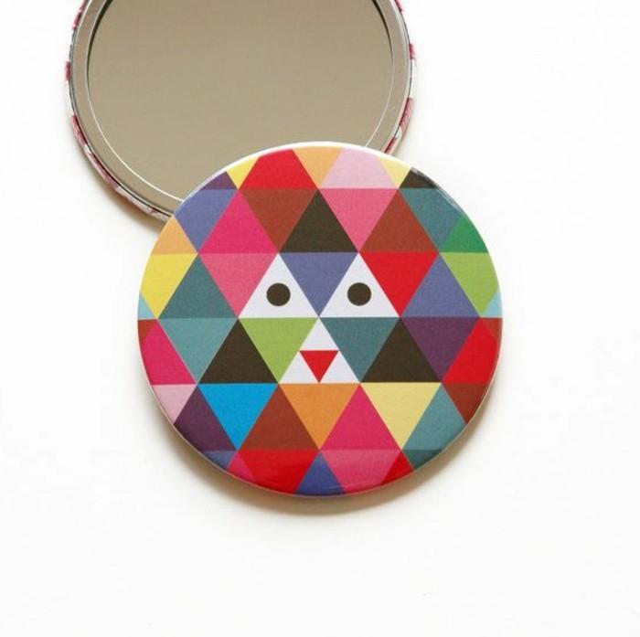 joli-miroir-rond-coloré-miroir-poche-pas-cher-rond-coloré-miroir-design-rond