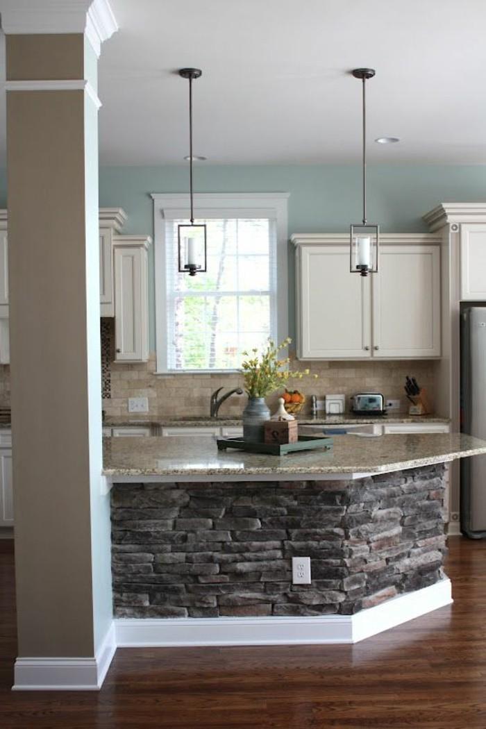 tabouret ilot cuisine lot central en palette bar et. Black Bedroom Furniture Sets. Home Design Ideas