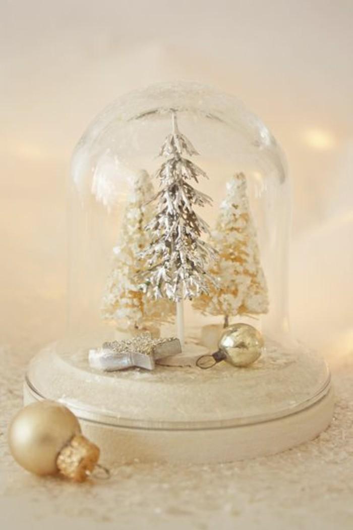 jolie-decoration-de-noel-avec-globe-verre-cloche-à-gateau-en-verre-deco-noel-originale