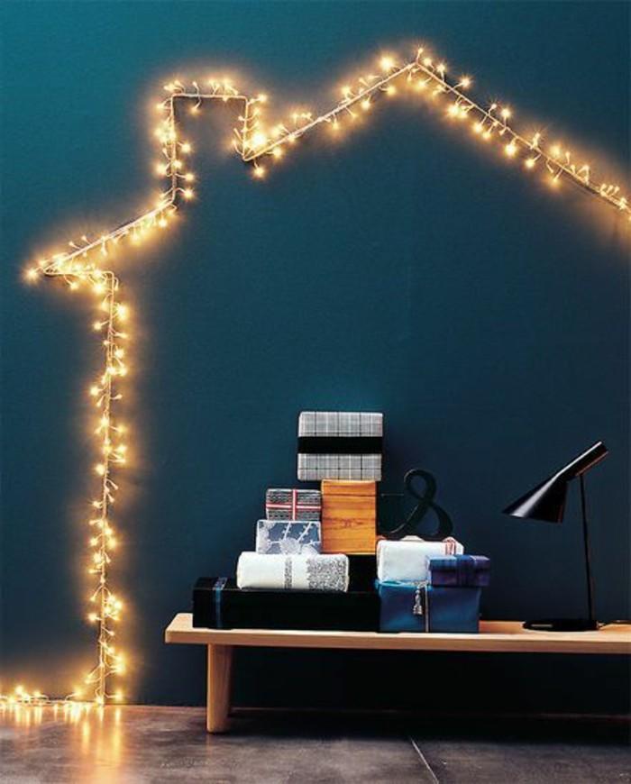 guirlande lumineuse salon fabulous photo dcoration with guirlande lumineuse salon grosse. Black Bedroom Furniture Sets. Home Design Ideas