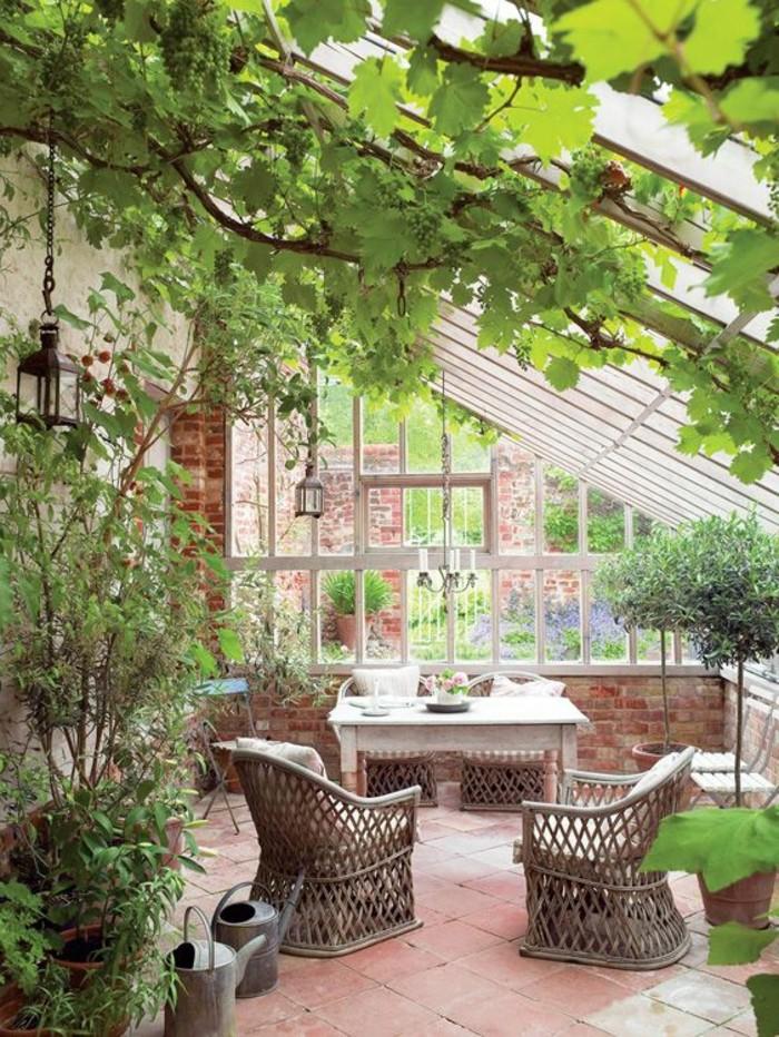 jolie-idee-pour-une-véranda-bioclimatique-pergola-bioclimatique-pour-votre-maison-champetre