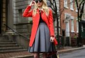 La jupe plissée – tenues modestes qui ne sont pas démodées