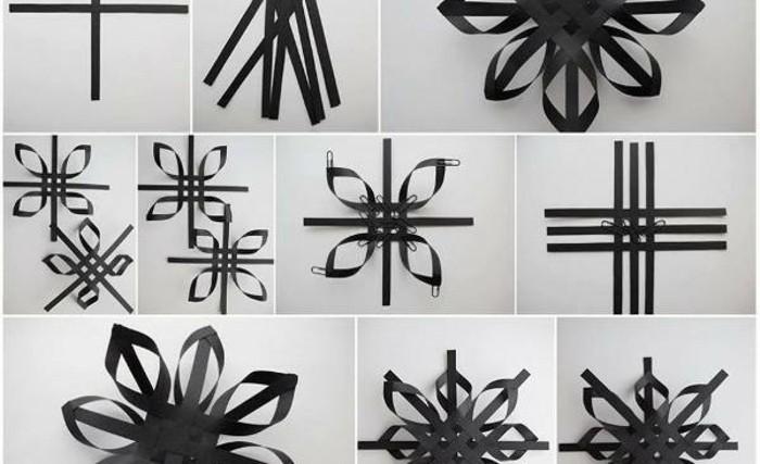 l-etoile-de-noel-plante-deco-noel-maison-comment-faire-étoile-noeud